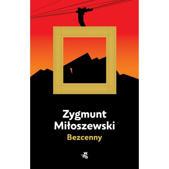 Książka Bezcenny Zygmunt Miłoszewski