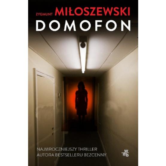 Książka Domofon. Z autografem Miłoszewski Zygmunt