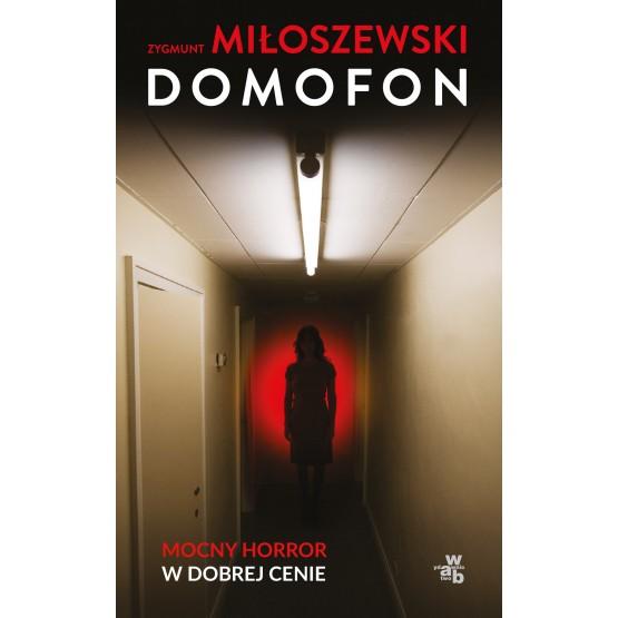 Książka Domofon. Pocket Miłoszewski Zygmunt