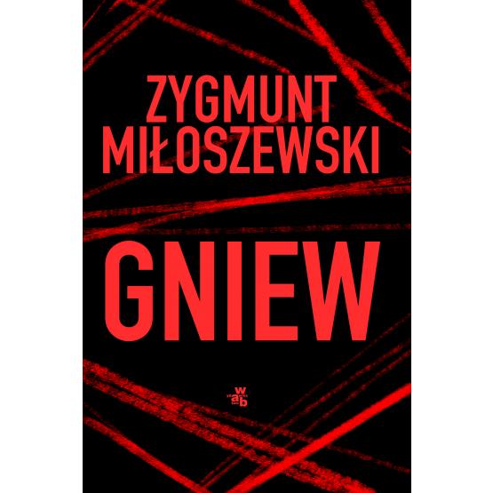 Książka Gniew. Tom 3 Zygmunt Miłoszewski