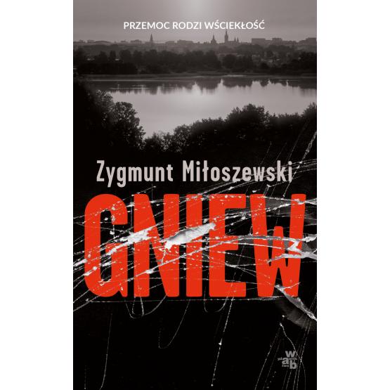 Książka Gniew. Pocket Miłoszewski Zygmunt