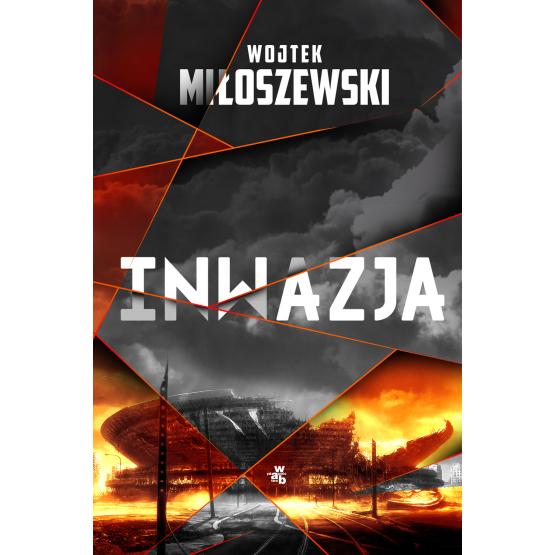 Książka Inwazja Miłoszewski Wojtek