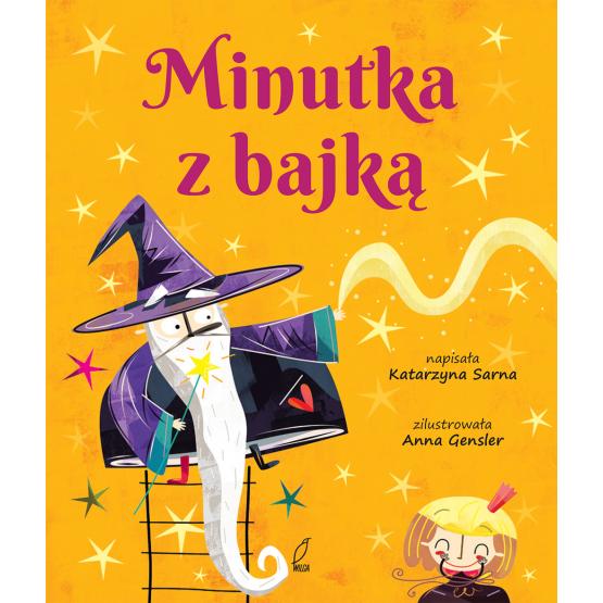 Książka Minutka z bajką Sarna Katarzyna