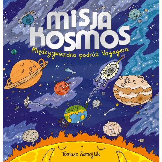 Książka Misja: kosmos Praca zbiorowa