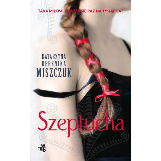 Książka Szeptucha. Pocket Miszczuk Berenika Katarzyna