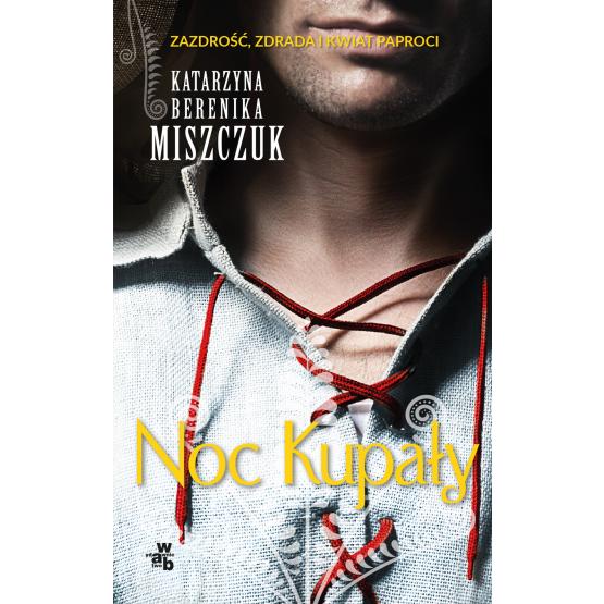 Książka Noc Kupały. Pocket Miszczuk Berenika Katarzyna