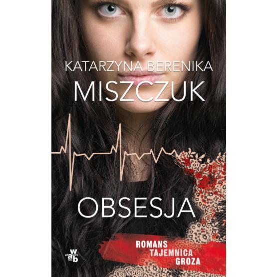 Książka Obsesja. Pocket Miszczuk Berenika Katarzyna