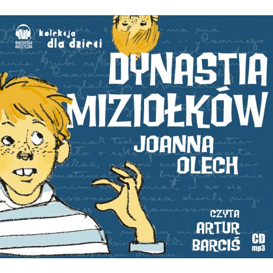 Książka Dynastia Miziołków Olech Joanna