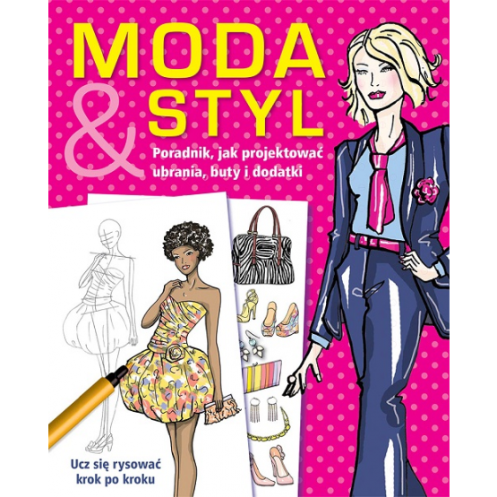 Książka Moda i styl Praca zbiorowa