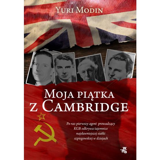Książka Moja piątka z Cambridge Modin Yuri