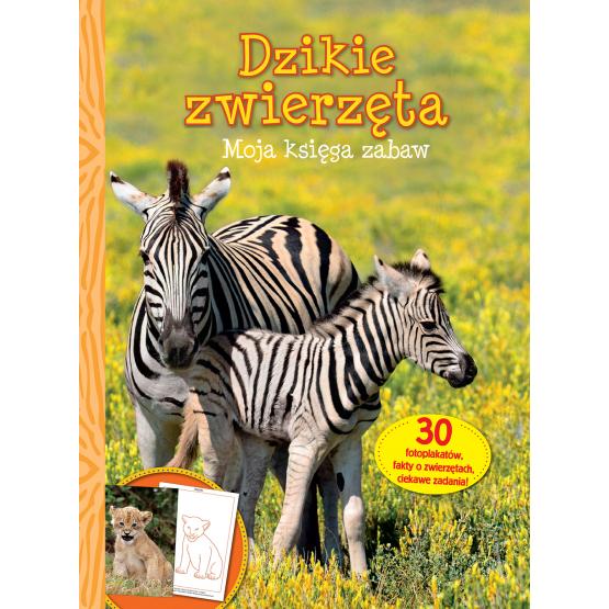 Książka Dzikie zwierzęta Praca zbiorowa