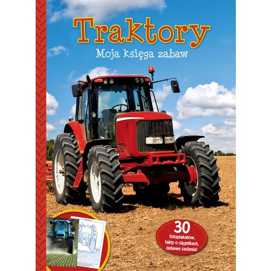 Książka Traktory Praca zbiorowa