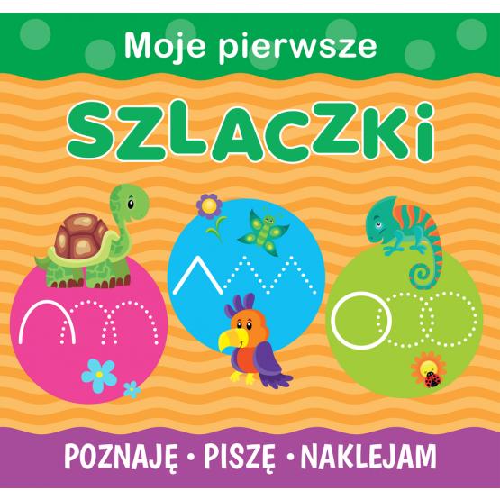 Książka Szlaczki Praca zbiorowa