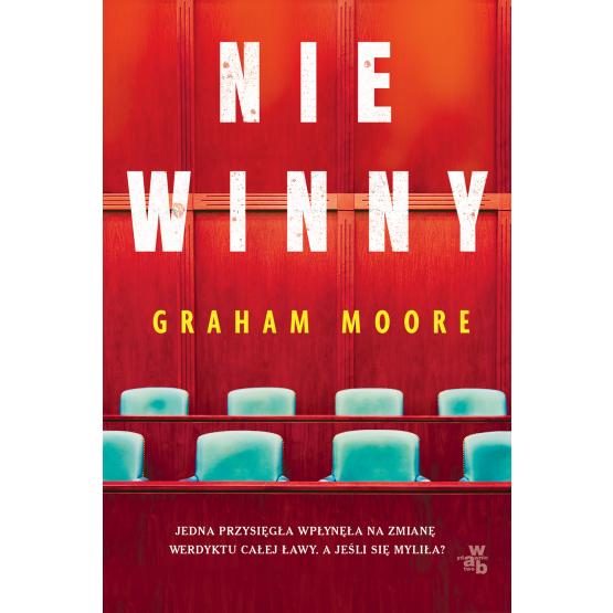 Książka Niewinny Graham Moore
