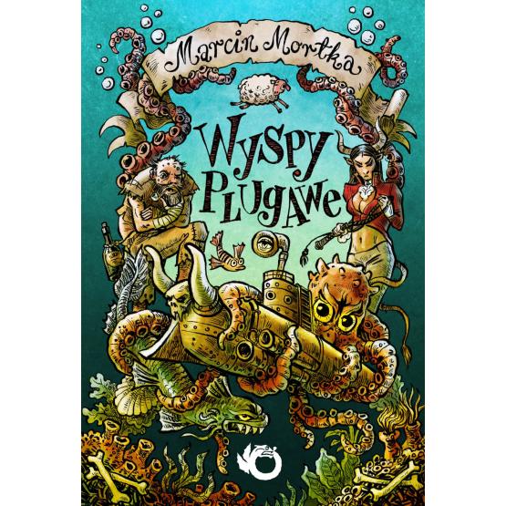 Książka Wyspy Plugawe Mortka Marcin
