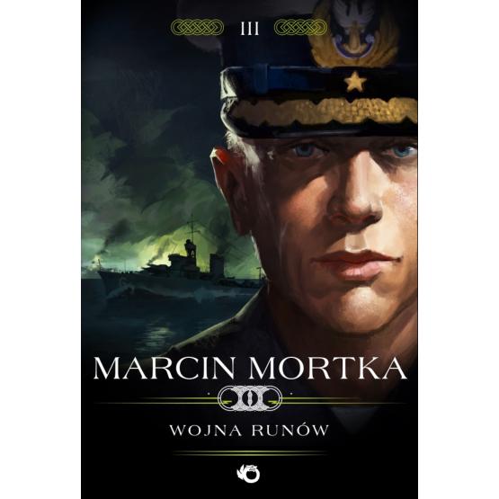 Książka Wojna runów Mortka Marcin