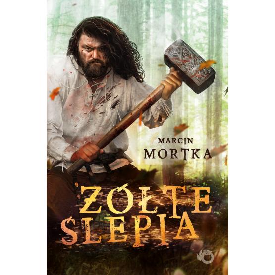 Książka Żółte ślepia Marcin Mortka