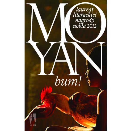 Książka Bum! Yan Mo