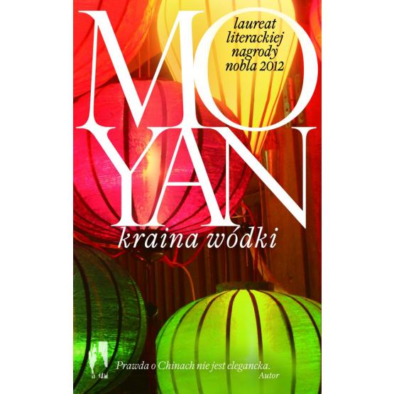 Książka Kraina wódki Yan Mo