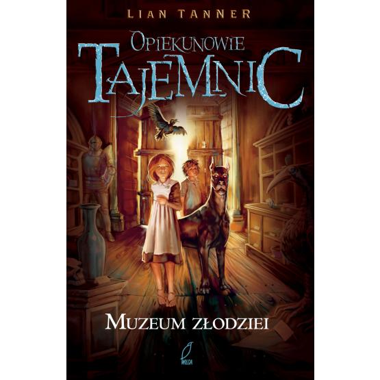 Książka Muzeum złodziei Tanner Lian