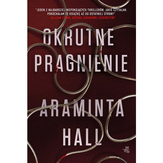 Książka Okrutne pragnienie Araminta Hall