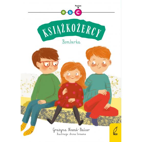 Książka Książkożercy. Bomberka. Poziom 3 Grażyna Nowak-Balcer