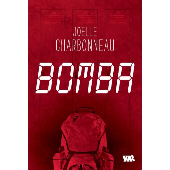 Książka Bomba Joelle Charbonneau