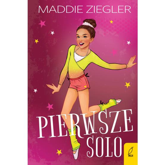 Książka Pierwsze solo. Tom 2 Maddie Ziegler