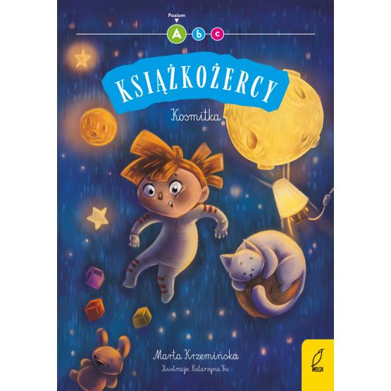Książka Książkożercy. Kosmitka. Poziom 1 Marta Krzemińska