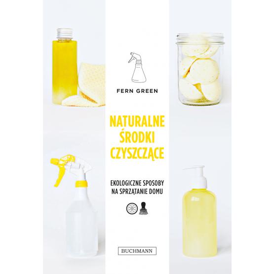 Książka Naturalne środki czyszczące Fern Green