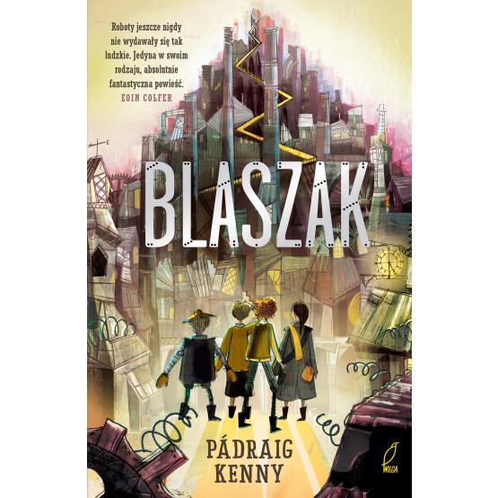 Książka Blaszak Kenny Padraig
