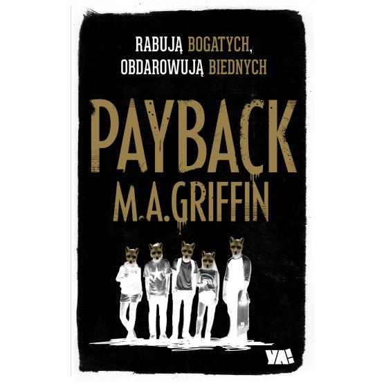 Książka Payback Martin Griffin