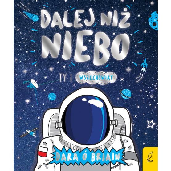 Książka Dalej niż niebo Dara O Briain