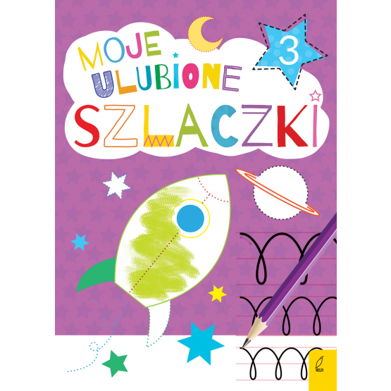Książka Moje ulubione szlaczki. 3 Praca zbiorowa