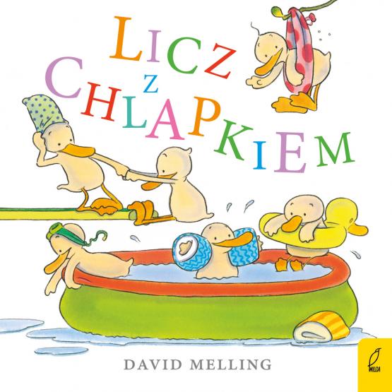 Książka Licz z Chlapkiem David Melling