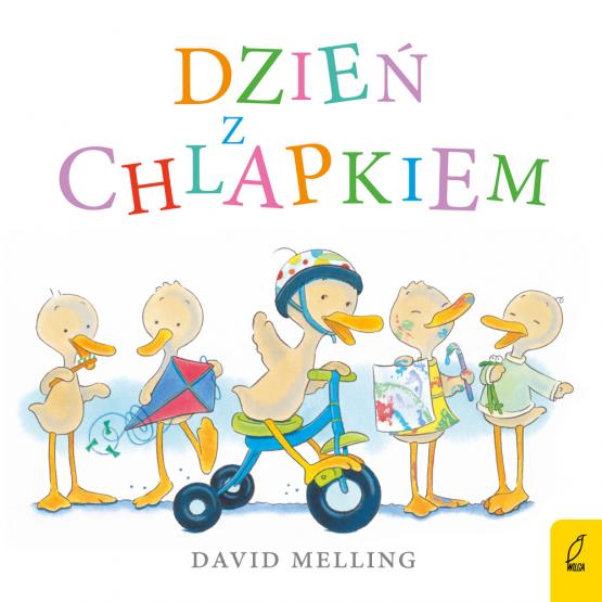 Książka Dzień z Chlapkiem David Melling