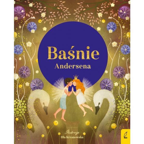 Książka Baśnie Andersena Praca zbiorowa