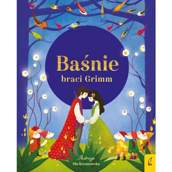 Książka Baśnie braci Grimm Praca zbiorowa
