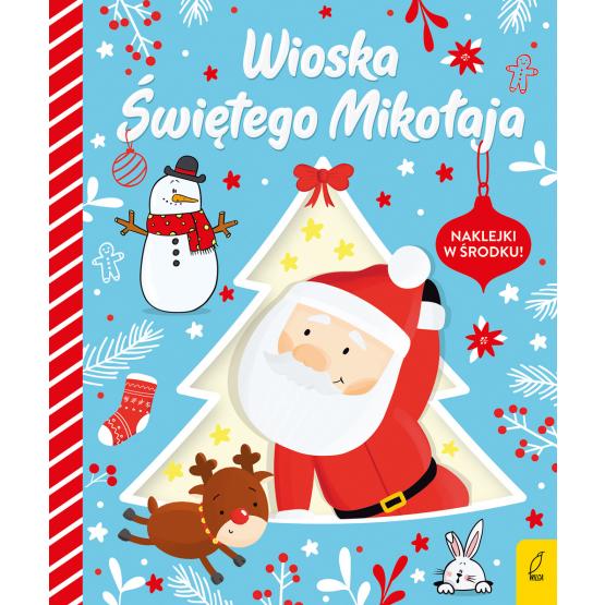 Książka Wioska Świętego Mikołaja Praca zbiorowa