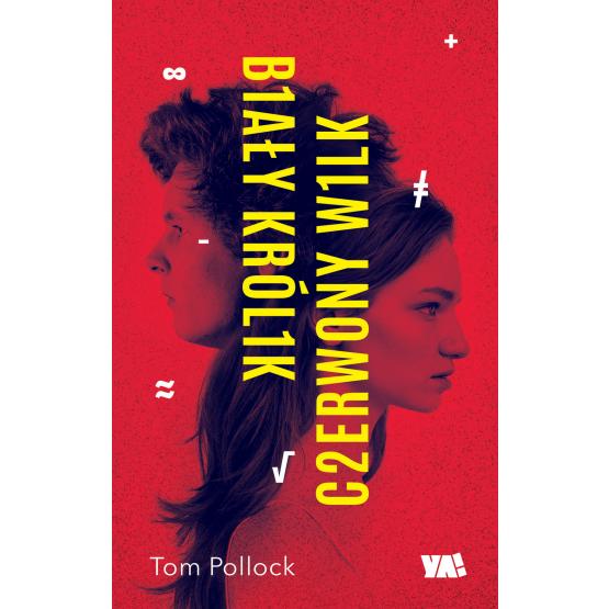 Książka Biały Królik, Czerwony Wilk Tom Pollock