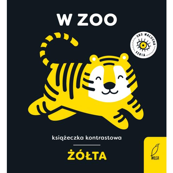 Książka Oko malucha. W zoo Praca zbiorowa