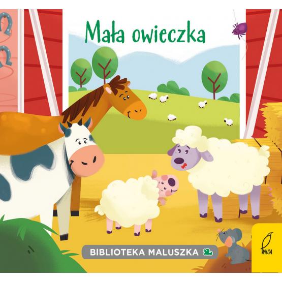 Książka Biblioteka maluszka. Mała owieczka Praca zbiorowa