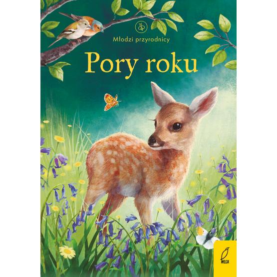 Książka Młodzi przyrodnicy. Pory roku Emily Bone