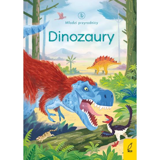 Książka Młodzi przyrodnicy. Dinozaury Emily Bone