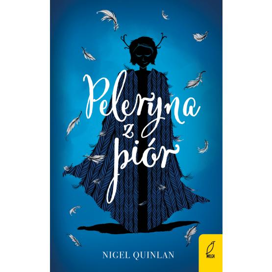 Książka Peleryna z piór Nigel Quinlan