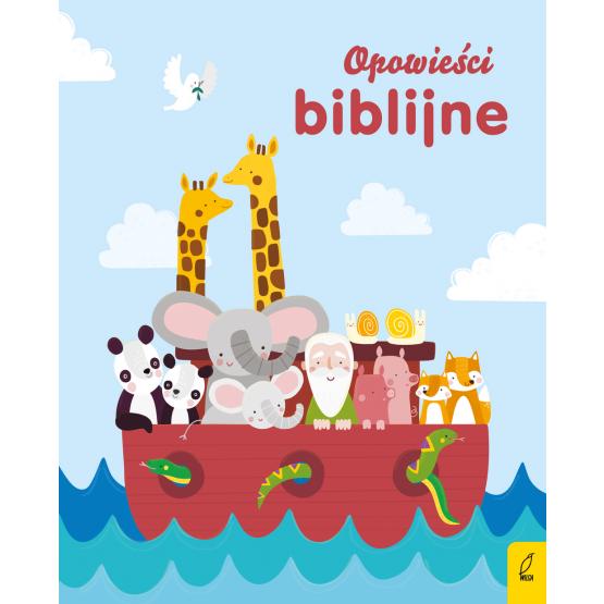 Książka Opowieści biblijne Agnieszka Skórzewska-Skowron