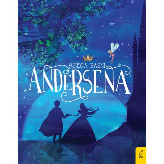 Książka Księga baśni Andersena Hans Christian Andersen