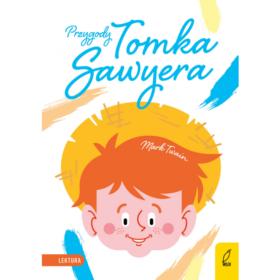 Książka Przygody Tomka Sawyera Mark Twain
