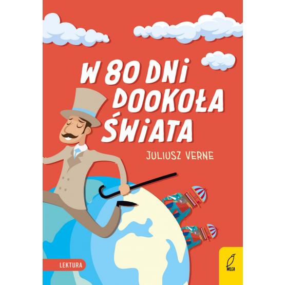 Książka W 80 dni dookoła świata Juliusz Verne