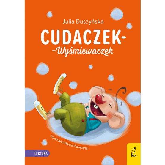 Książka Cudaczek-Wyśmiewaczek Julia Duszyńska